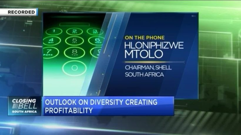 Shell SA Chair Mtolo on how to revive the SA economy hit hard by COVID-19