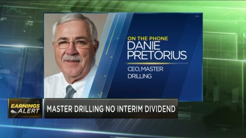 Master Drilling sees H1 revenue drop due to COVID-19