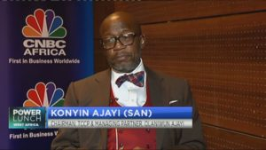 #NBA2020AGC: NBA's Ajayi on the need to plan for the future beyond COVID-19