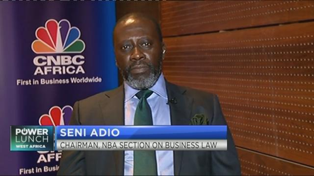 #NBA2020AGC: NBA's Adio on the importance of the rule of law & economic rights for businesses