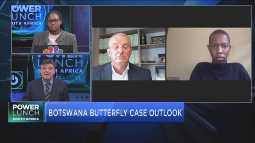 SA justice department responds to Botswana butterfly case
