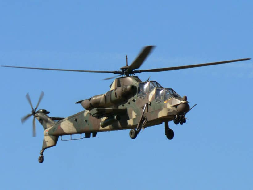 South Africa's Denel not planning to seek further bailouts