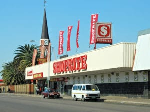 Shoprite lifted by sales jump and potential Nigeria exit