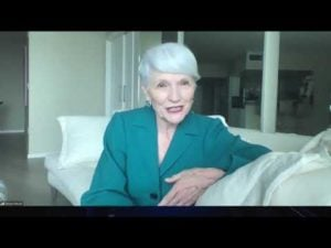 Maye Musk on her new book, the secret to good health & what it takes to raise a billionaire