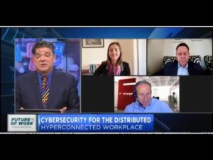 #FOWA2020: Cybersecurity for the distributed, hyper-connected workplace
