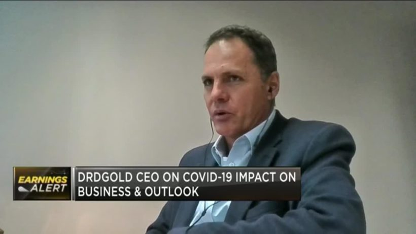 DRDGold reports strong annual performance, declares dividend