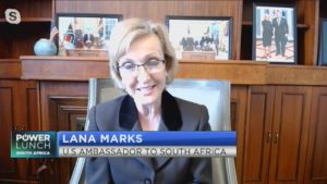 Ambassador Lana Marks on trade, upcoming presidential elections & what attracts U.S investors to SA