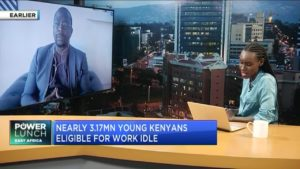 How to address youth unemployment in Kenya