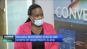 RDB CEO on investment opportunities in Rwanda's agriculture sector
