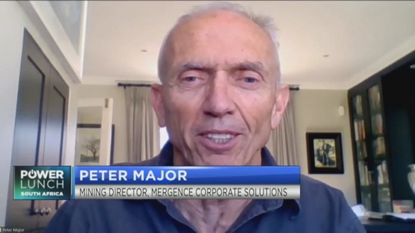 Peter Major: Here's what government should do to help boost SA's gold production