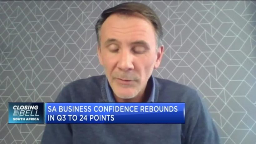 SA business confidence rebounds in Q3 driven by strong agriculture performance
