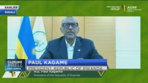 #AGRF2020: President Kagame on how the youth can lead in elevating Africa's delicate food systems
