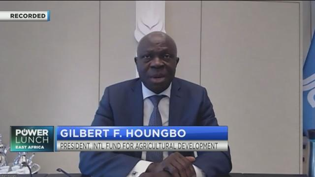 #AGRF2020: Gilbert Hougbo on smart agriculture & how to bridge the finance gap in Africa