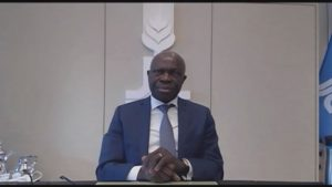 #AGRF2020: Gilbert Hougbo on how to solve  financing challenges in Africa's agriculture sector