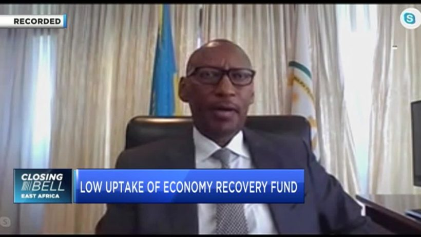 BNR Governor Rwangombwa gives update on the economy recovery fund