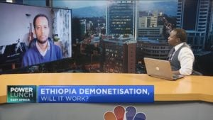 How effective is Ethiopia's demonetisation process in boosting the economy?