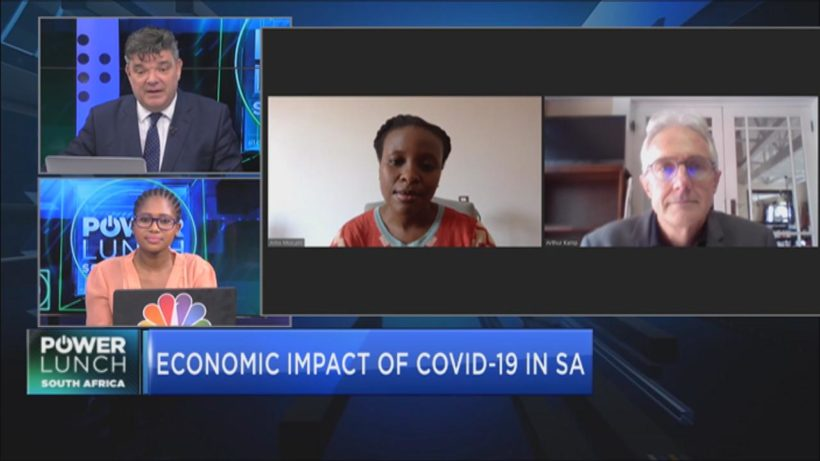 COVID-19: Charting the path to SA's economic recovery