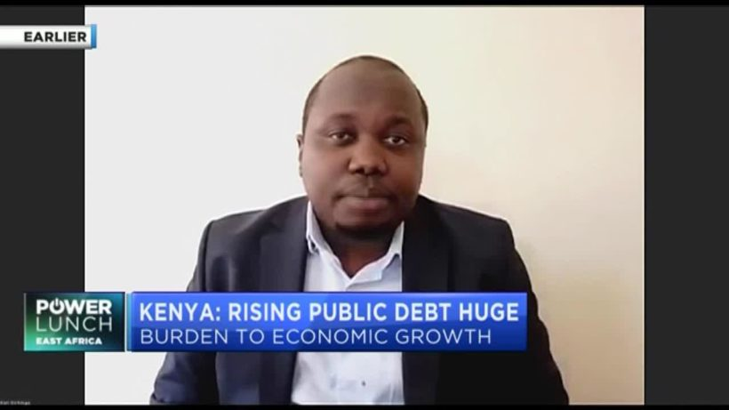 Rising public debt weighs on Kenya's growth outlook