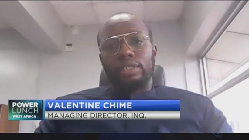 Inq. MD Valentine Chime on expansion plans, how to develop a pan-African digital strategy