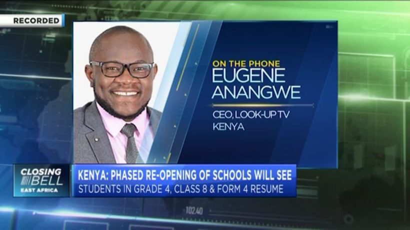 COVID-19 lock-down: Kenya embarks on phased reopening of schools
