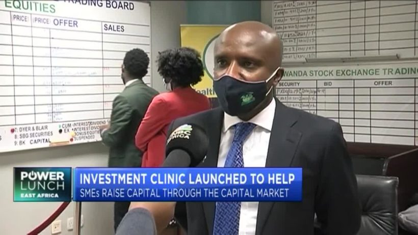 Rwanda's CMA launches investment clinic to attract small businesses