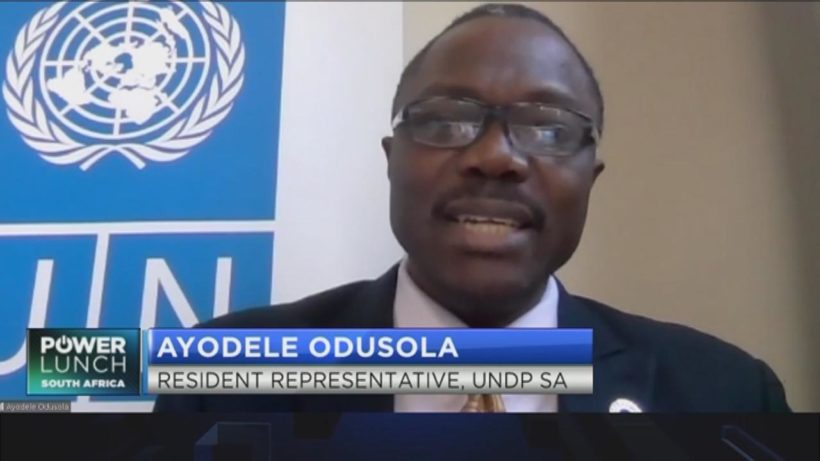 UNDP launches SDG investor map for South Africa