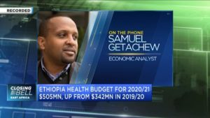 Ethiopia increases health budget by 46% in response to COVID-19
