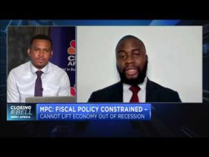Financial markets react to Nigeria's September inflation data