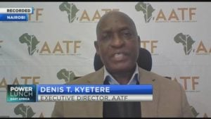AATF on how to leverage technology to end hunger in Africa