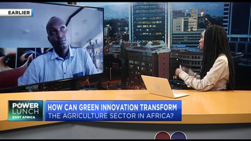 This is how green innovation can help build resilient food systems in Rwanda
