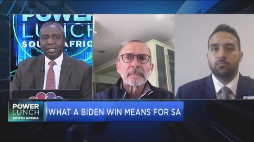 US Elections: What does a Biden win mean for South Africa?