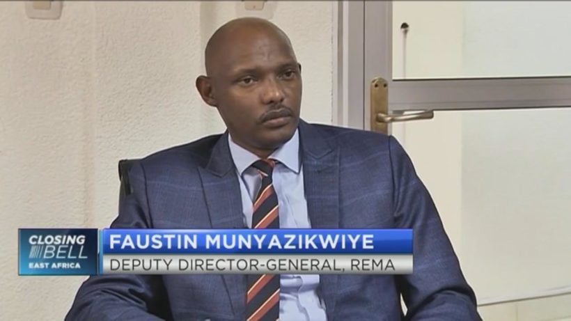 REMA's Munyazikwiye on plans to collect 10.000 tonnes of e-waste annually
