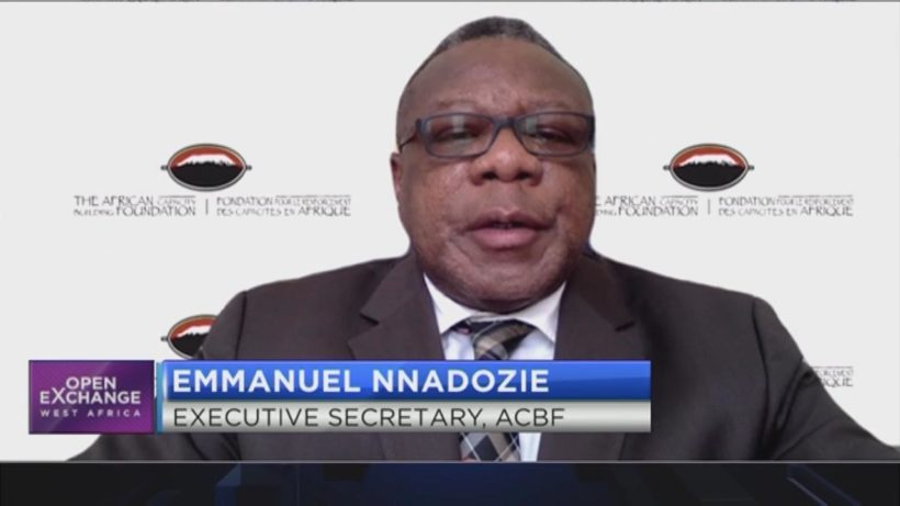 Emmanuel Nnadozie on charting the path for Africa's capacity agenda