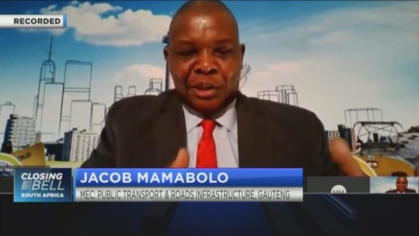 #GPMTBPS: MEC Mamabolo on how Gauteng is empowering local entrepreneurs through Infrastructure projects