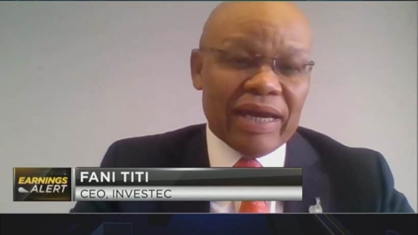 Investec to pay dividend despite fall in profits