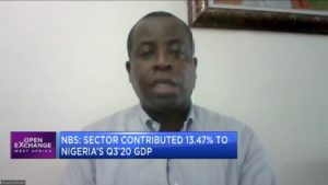 Nigeria's telecoms industry maintains positive growth trajectory