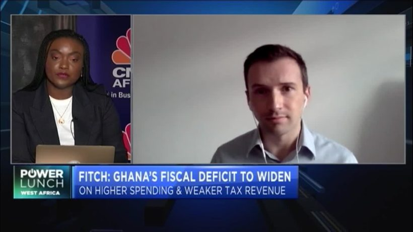 Fitch: Ghanaian economy to grow at 4.8% in next fiscal