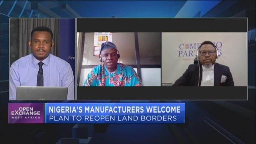 COVID-19 lockdown: Nigeria's manufacturers welcome plan to reopen land borders