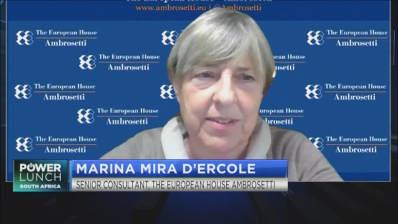 European House-Ambrosetti on opportunities for Southern Africa & Europe post-COVID-19