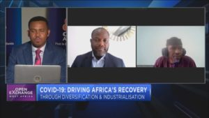 COVID-19: Driving Africa's recovery through diversification & industrialization