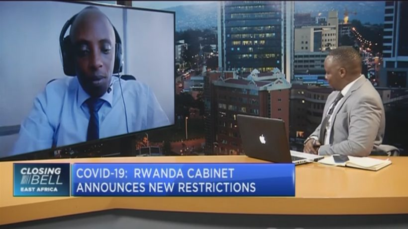 Rwanda announces new restrictions as COVID-19 cases rise