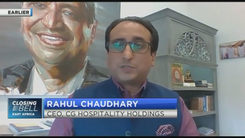 CG Hospitality CEO Rahul Chaudray on decision to enter Kenyan market