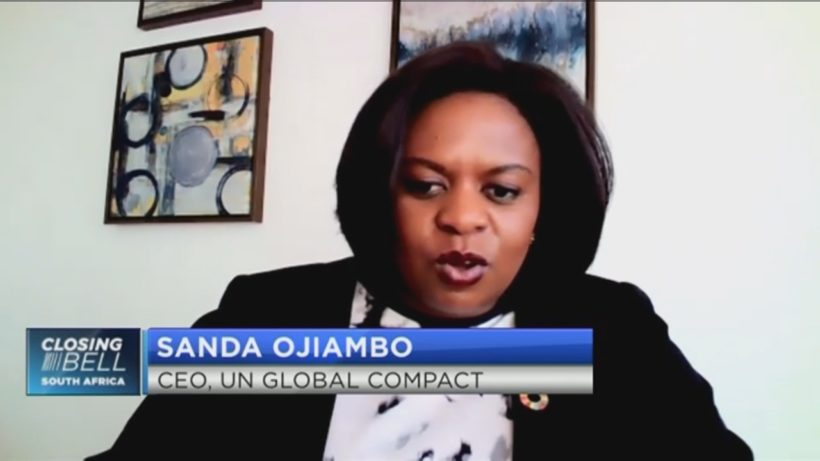 Sanda Ojiambo on how African businesses can emerge stronger from COVID-19 crisis