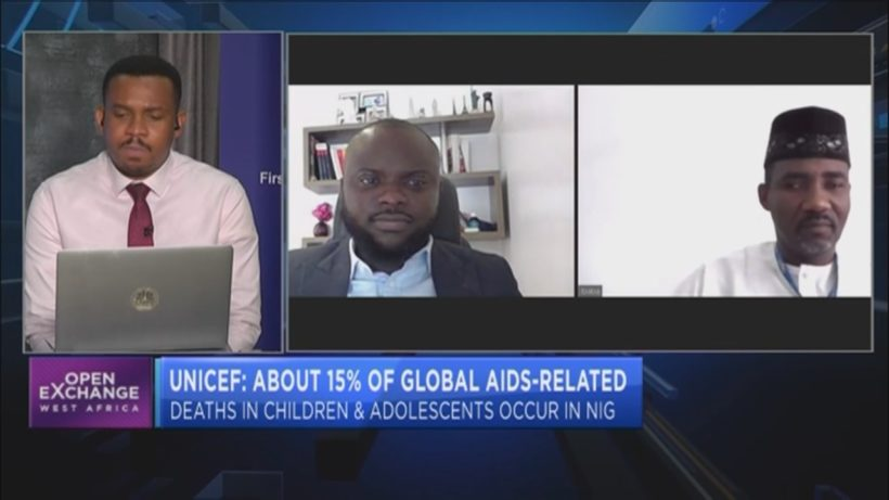 UNICEF: Almost 15% of global AIDS-related deaths in children, adolescents occur in Nigeria