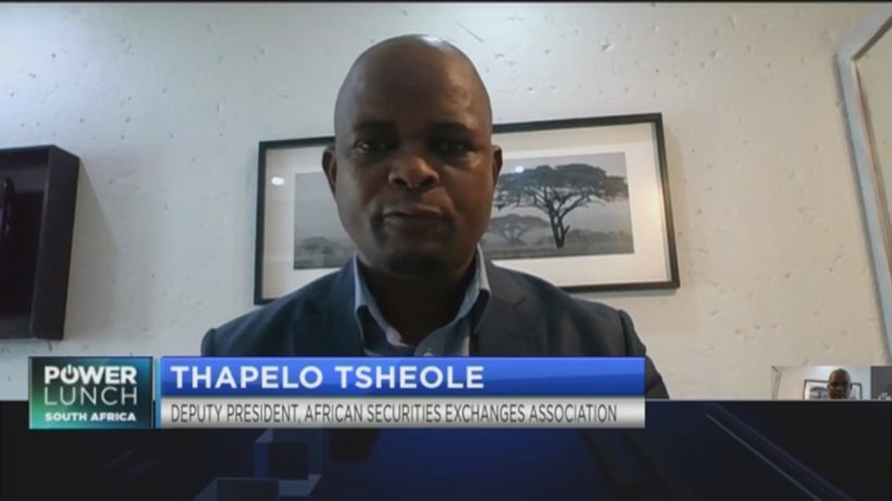 ASEA's Thapelo Tsheole on how to unlock Pan-African investment flows