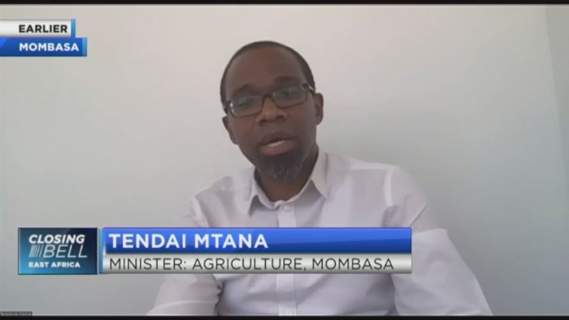 How Kenya plans to turn Mombasa into an agriculture hub