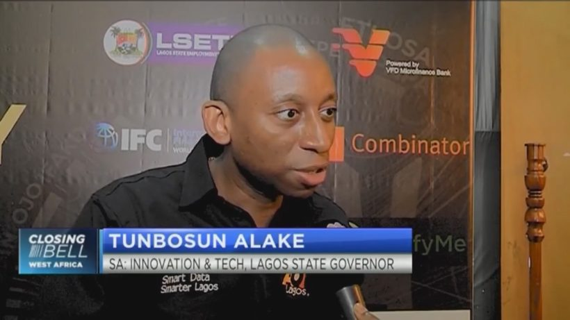 """Tubosun Alake on how to leverage technology for a """"smart Lagos"""""""