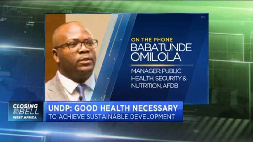 AfDB's Omilola on Africa's health response to COVID-19