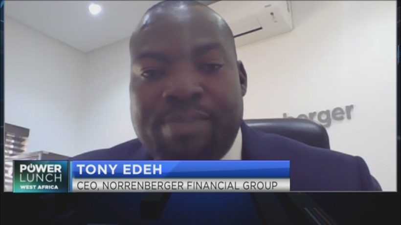Norrenberger CEO on 2021 investment outlook for Nigeria