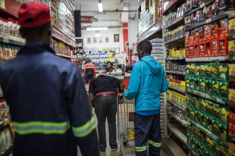 South Africa's consumer inflation neared a 50-year low in 2020